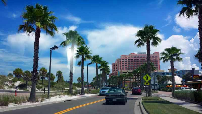 Clearwater Beach Florida Weather Averages