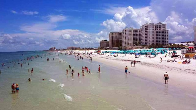 Clearwater Beach, Florida, Gulf of Mexico #LoveFL