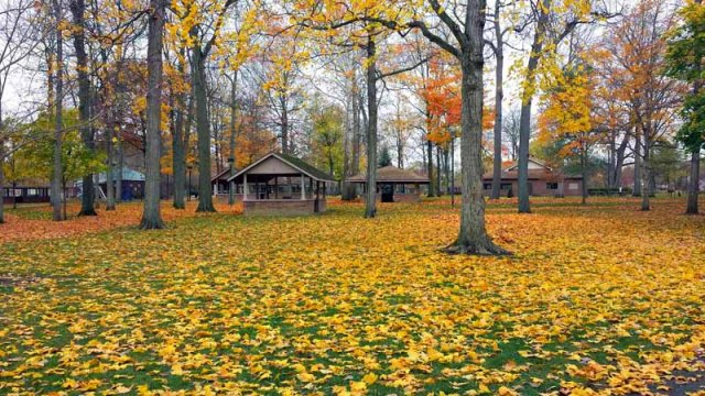 Findlay, Ohio, Autumn Colors