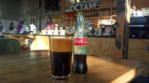 Octane Coffee, Atlanta, Georgia, Ameri-cola