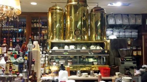 Cafe Intermezzo, Atlanta, Georgia
