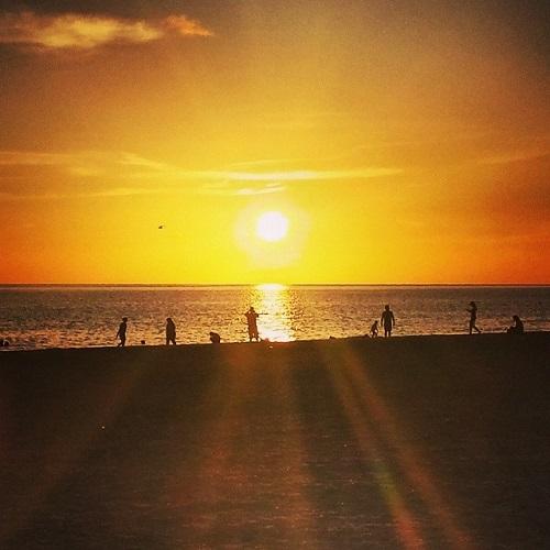 St. Pete Beach, Florida sunset