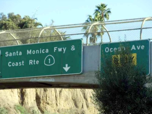 California Road Trip - PCH - Santa Monica