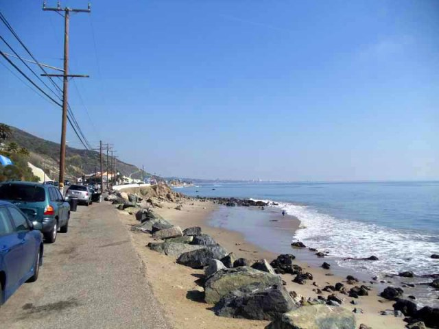 California Road Trip - PCH - Malibu