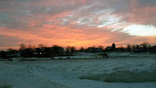 FriFotos - Sky - South Haven, Michigan sunrise