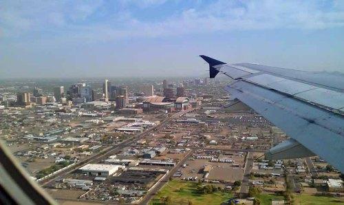 FriFotos - Sky - Phoenix, Arizona skyline