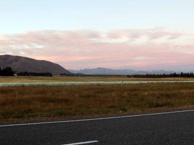 FriFotos - Sky - South Island, New Zealand, dusk