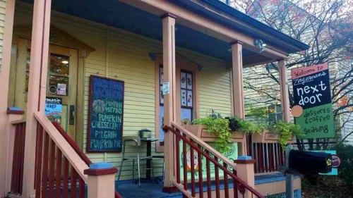 Frifotos - Entrances, Zingerman's Next Door, Ann Arbor, Michigan