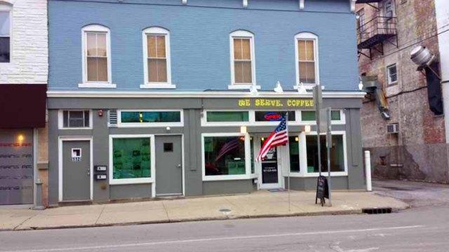 Frifotos - Entrances, We Serve. Coffee, Findlay, Ohio
