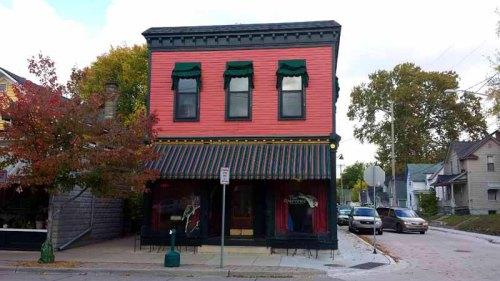 Frifotos - Entrances, The Sparrows, Grand Rapids, Michigan