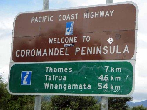Coromandel Peninsula, North Island, New Zealand