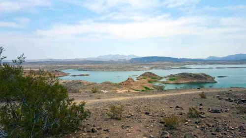 Nevada, desert, Lake Mead National Recreation Area