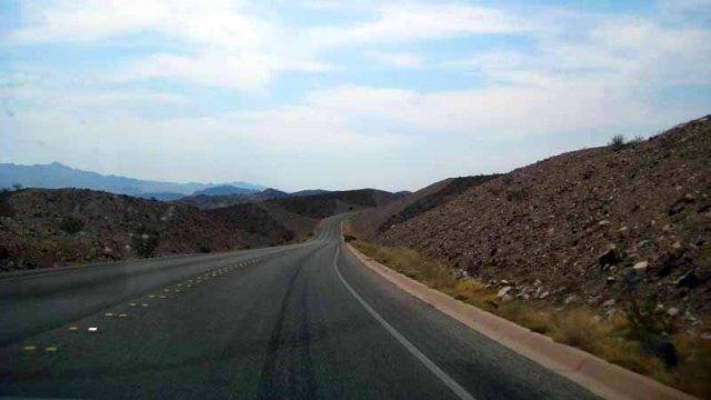 Nevada, desert, Lake Mead National Recreation Area