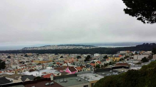 10 reasons Why I Keep Going Back to San Francisco - Weather, fog, Outer Sunset neighborhood