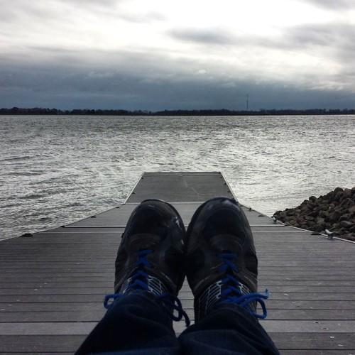 Frifotos - Solitude - The Findlay Reservoir in Ohio