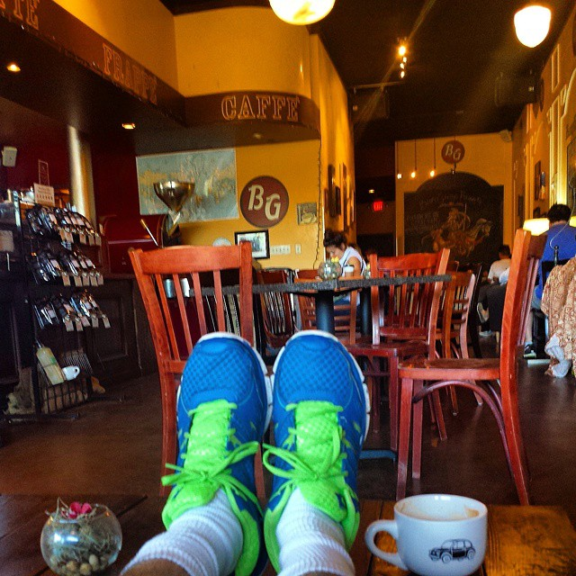 Frifotos - Solitude - Buon Giorno Coffee in Grapevine, Texas