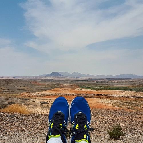Frifotos - Solitude - Lake Mead Recreation Area in the Nevada desert