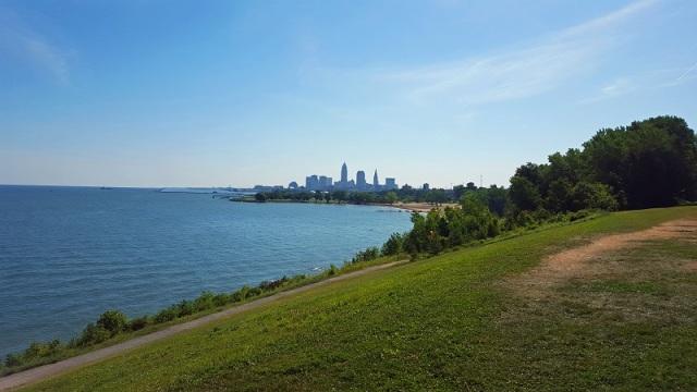 Frifotos, urban skyline, Cleveland