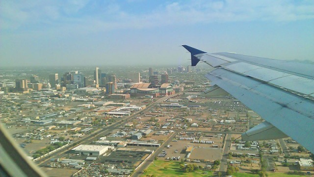 Frifotos, urban skyline, Phoenix