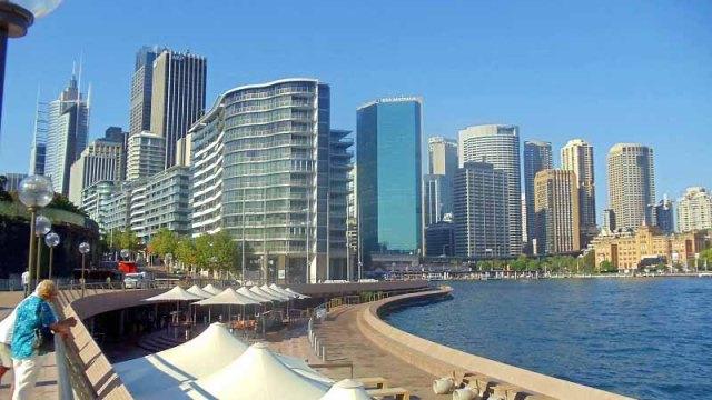 Frifotos, urban skyline, Sydney, Australia