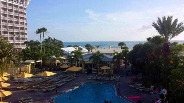 Frifotos - Backyard - St. Pete Beach, Florida