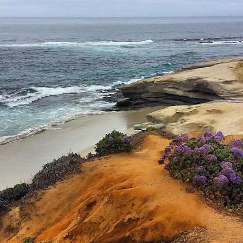 Seal Rock, La Jolla, San Diego, California, Pacific Ocean