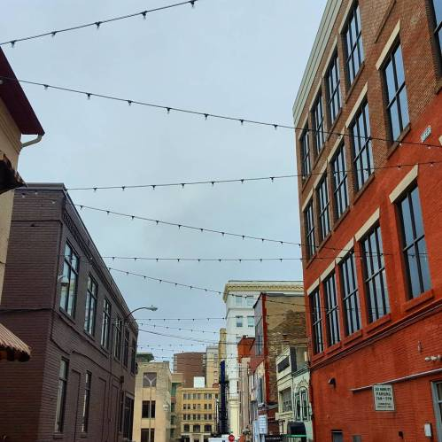 Buckham Alley, Flint, Michigan