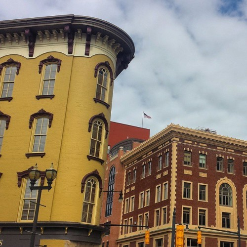 Grand Rapids, Michigan downtown architecture