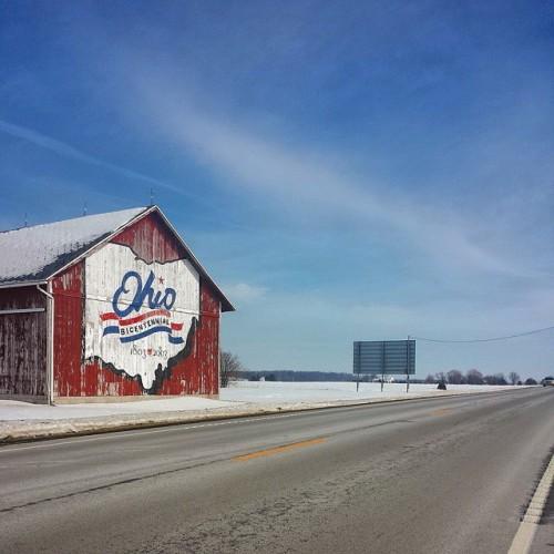 Ohio road trip, Tiffin and Findlay
