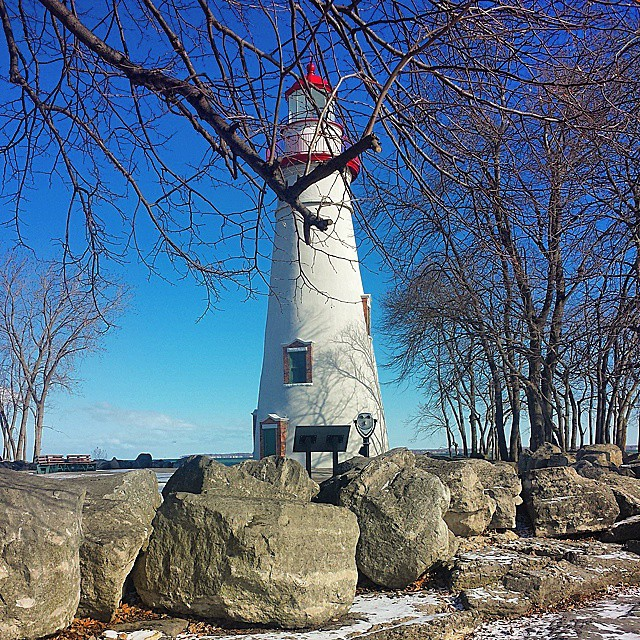 Marblehead Lighthouse, Lake Erie, Ohio