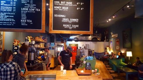 Wicker Park Chicago neighborhood, The Wormhole Coffee