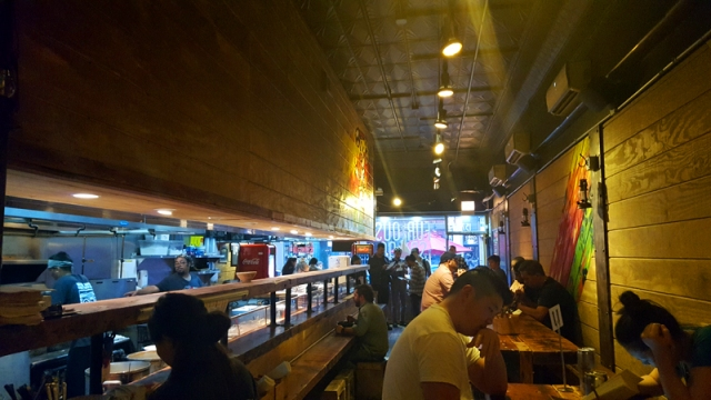 Wicker Park Chicago neighborhood, Furious Spoon ramen noodle shop
