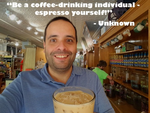 Love for Coffee - Coldwater, Michigan iced coffee