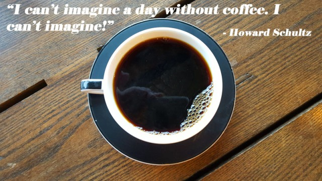 Love For Coffee - quote