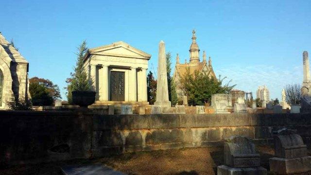 Oakland Cemetery, Atlanta, Georgia