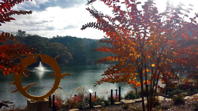 Sims Lake Park, Suwanee, Georgia