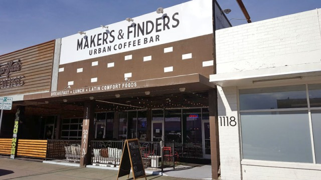 Experiencing makers finders craft coffee in downtown las for Arts and crafts las vegas
