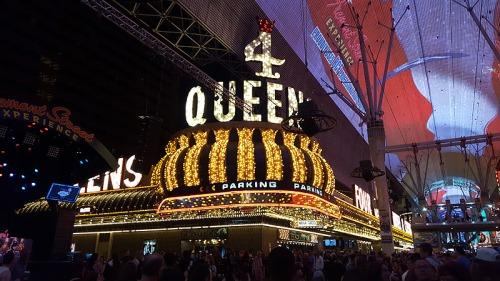Four Queens Resort and Casino Las Vegas