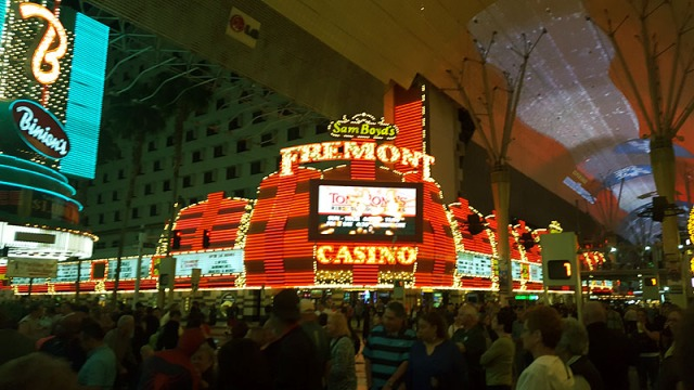 Fremont Hotel and Casino in Las Vegas