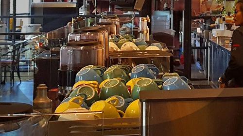 Sambalatte Coffee on the Las Vegas Strip