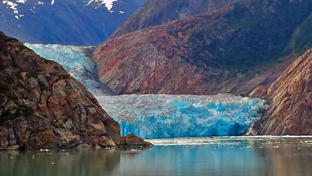 Sawyer Glacier, Tracy Arm Fjord, Juneau, Alaska