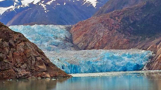 Sawyer Glacier, Tracy Arm Fjord, Juneau, Alaska