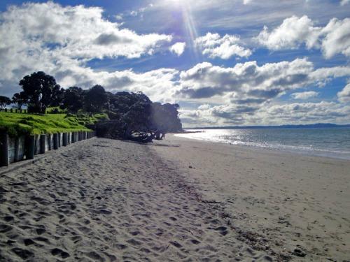 Shakespear Regional Park, Auckland - Favorite New Zealand Beach shots