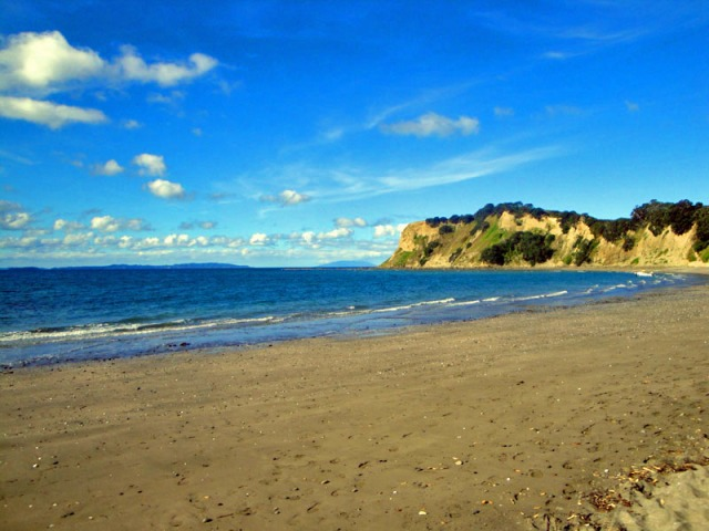 Shakespear Regional Park, Auckland - Favorite New Zealand Beach shots