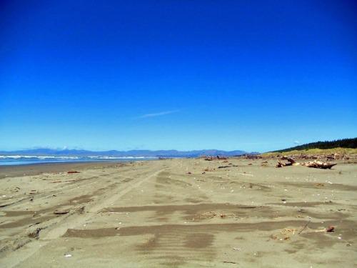 The Pines Beach, Christchurch - Favorite New Zealand Beach shots