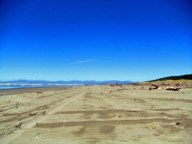 The Pines Beach, Christchurch - Favorite New Zealand Beach shots