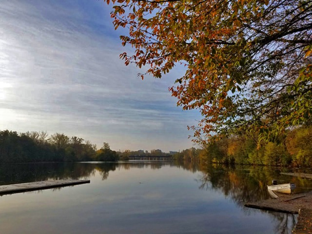 Pure Michigan Autumn 2017 - Huron River in Ann Arbor