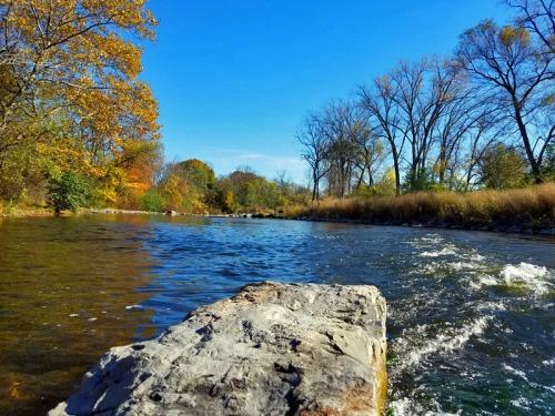n 2017 - Huron River, Ann Arbor