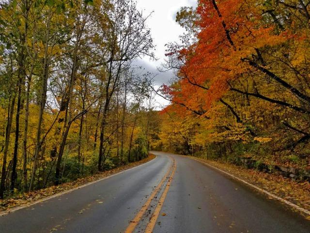 n 2017 - Huron River Drive in Ann Arbor
