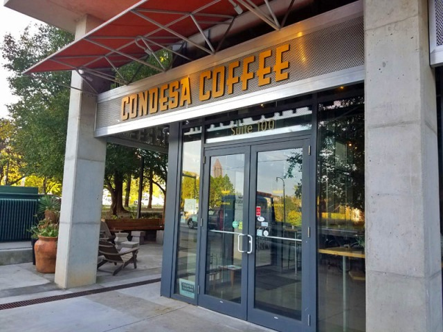 Condesa Coffee, Old Fourth Ward, Atlanta coffee shop